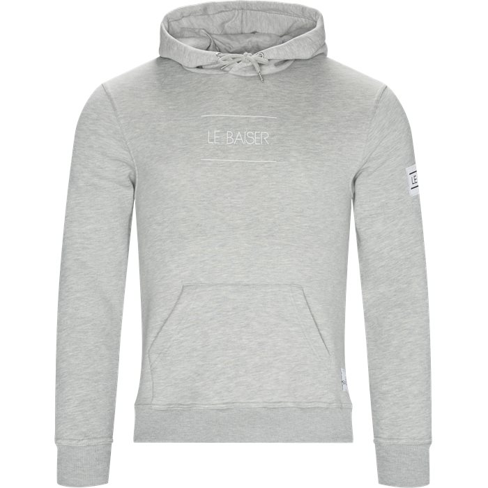 Nancy Sweatshirt - Sweatshirts - Regular - Grå